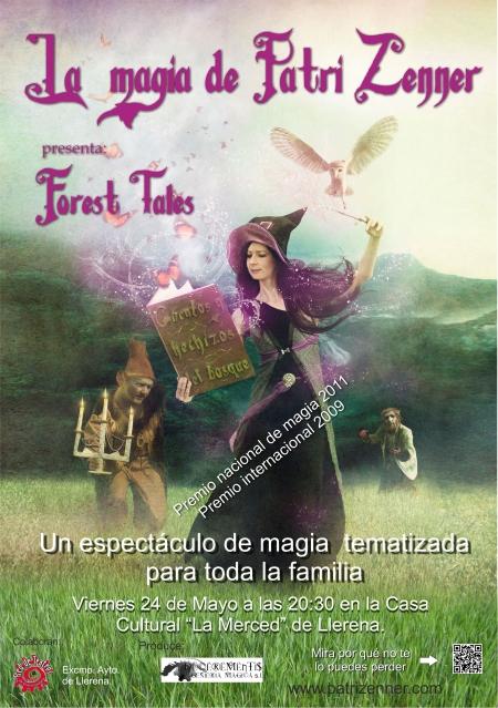 Forest tales Llerena