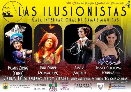 las ilusionistas belle AMARILLO VIII 8